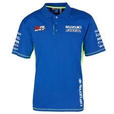 Suzuki Ecstar Motogp 2018 Team Polo Shirt   New   Official Merchandise