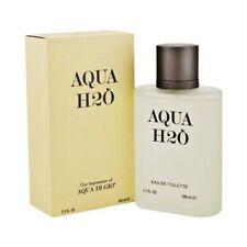 AQUA H20 Men's Perfume Spray 3.3 Fl.Oz by Preferred Fragrance - Perfect Gift!