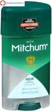 Mitchum Power Gel Anti-Perspirant Deodorant Unscented 2.25 oz