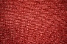 """Dark Red Canvas Tweed Fabric 55"""" Wide Seat Upholstery Church Pew Auto U-6"""