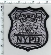 New York City Police Officer's Bicycle Unit Cap/Hat/Uniform Patch