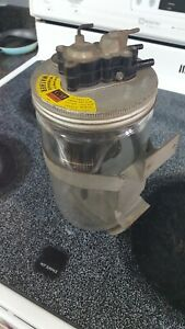 NOS, NEW OLD STOCK GM 1955 CADILLAC AUTOMATIC WINDSHIELD WASHER SETUP