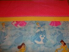 Embroidered Personalized STANDARD Pillowcase Princess