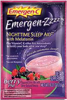 Emergen-C Emergen-Zzzz Nighttime Sleep Aid