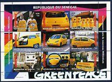 GREENPEACE SENEGAL 2000 Voiture Car Auto Bloc MNH **