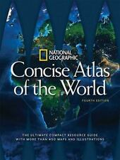 NATIONAL GEOGRAPHIC CONCISE ATLAS OF THE WORLD