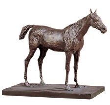 Horse Standing sculpture statue by Edgar Degas Museum Replica Reproduction