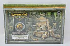 Warmachine Mercenaries Hammerfall Siege Crawler Rhulic Battle Engine New