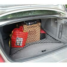 Car Auto Rear Cargo Tidy Net Boot Trunk Storage Luggage Organizer 100*70CM AU