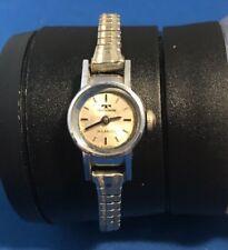 vintage technos automatic watch incabloc women BOT. 1969