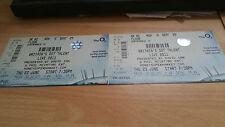 Britain's got talent live 2011  B2 row G unused concert ticket