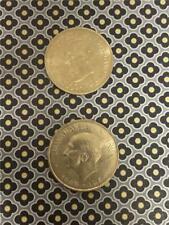 1964-1969 India 1 Rupee 2 Different