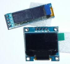"""0.91/0.96/1.3"""" 128x32/64 IIC I2C blue/white OLED LCD  SSD1306/SH1106 DriverIC"""
