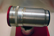 RARE Bausch& Lomb Cinemascope Anamorphic Attachment 65/70mm+ LARGE Cine Lens EX