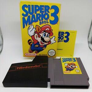 Super Mario Bros 3 - Boxed - Nintendo Entertainment System - NES