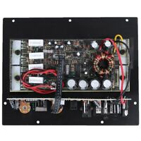 MX(1000W Car Audio Power Amplifier Subwoofer Power Amplifier Board Audio U8A2)