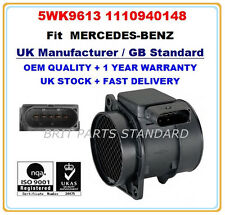 MERCEDES-BENZ SLK CLK 200 / 230 Kompressor Mass Air Flow meter Sensor 5WK9613
