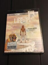 Life of Pi (2016, 4K Ultra HD Blu-ray/Blu-ray Includes Digital Copy)