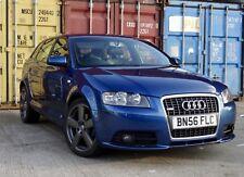 Audi a3 S-line sportback S-tronic auto gearbox 5 doors