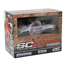 Team Associated Sc28 Lucas Oil Edition Rtr 1:28 2Wd Short Course Car #Ass-20150