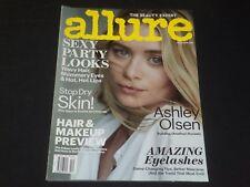 2013 DECEMBER ALLURE MAGAZINE - ASHLEY OLSEN - FASHION COVER - K 1322