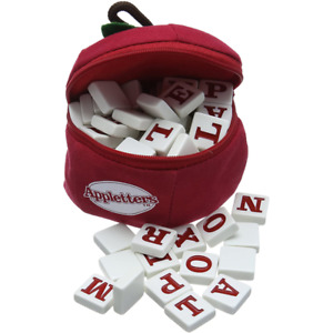 Bananagrams Appletters Vocabulary Spelling Building Word Game Tiles