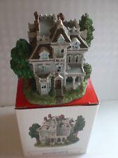 2001 Liberty Falls Ah227 Haunted House in Original Box