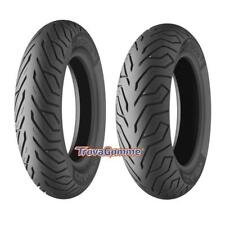 COPPIA PNEUMATICI MICHELIN CITY GRIP 100/90R14 + 90/90R14