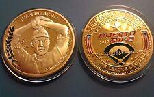 JUAN PIZARRO Santurce PUERTO RICO 1957 Milwaukee BRAVES MLB Baseball TOLETEROS