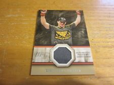 Demian Maia 2011 Topps UFC Moment of Truth Fighter Relics #FGDM Card MMA UFC