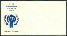1979 Philippines INTERNATIONAL YEAR OF THE CHILD First Day Cover