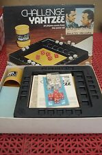 Vintage 1974 Challenge Yahtzee #2420 ES Lowe TV Odd Couple Milton Bradley  NEW
