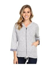 NWT $75 Columbia Ladies Wear It Everywhere Hoodie Heather Blue Small