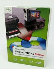 Honestech VHS to DVD 5.0 Deluxe Video Conversion Complete Kit Best Buy