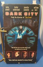 Dark City (VHS, 1998)