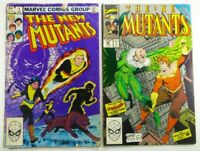 Marvel NEW MUTANTS #1 KEY + #86 1st CABLE Cameo LOT Ships FREE!