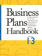 Business Plans Handbook (Buisness Plans Handbook)