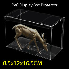 Clear Display Box Dustproof Case Protector for Funko Collecting Figure Model Toy
