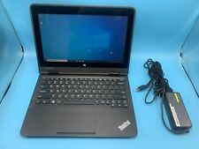 "New listing Lenovo ThinkPad Yoga 11e 11.6"" Celeron N2940 1.83Ghz 4Gb Ram 128Gb Ssd"
