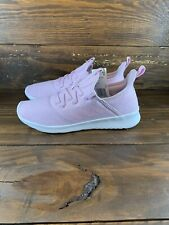Adidas Cloudfoam Pure Women's Shoes Pink White F34674- NEW
