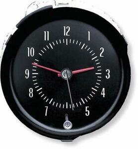 71 72 Chevrolet Chevelle SS Monte Carlo Clock OER