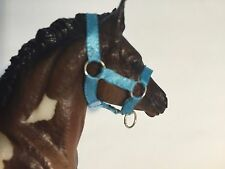 Handmade model horse halter. For classic scale foals