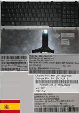 CLAVIER QWERTY ESPAGNOL TOSHIBA NSK-TN0SV NSK-TN00S MP-09N16E0-698 9Z.N4WSV.00S