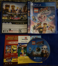 The LEGO Movie 2 PS4 2019 Video Game - FAST FREE SHIPPING!