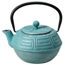Gusseisen Teekanne Anshan türkis 1,0 L