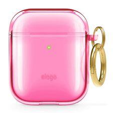 AirPods Case  -  elago® Clear Case [Neon Hotpink]