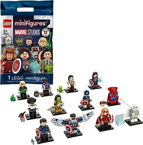 Lego Minifigures 71031 Marvel Studios Disney Collection Pick Your Character