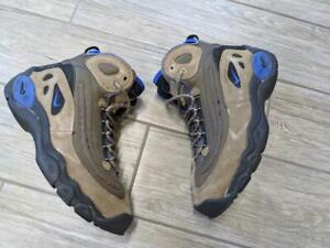 mens 1997 vintage NIKE ACG hiking boots 10 US 44 EU