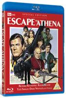 Escape to Athena Blu-Ray (2008) Roger Moore, Cosmatos (DIR) cert PG ***NEW***