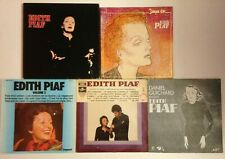 LOT COFFRET - DISQUES 33T - LP  SPECIAL EDITH PIAF